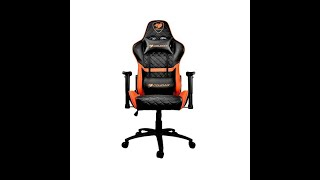 COUGAR ARMOR | GAMING CHAIR | LONG TERM REVIEW |
