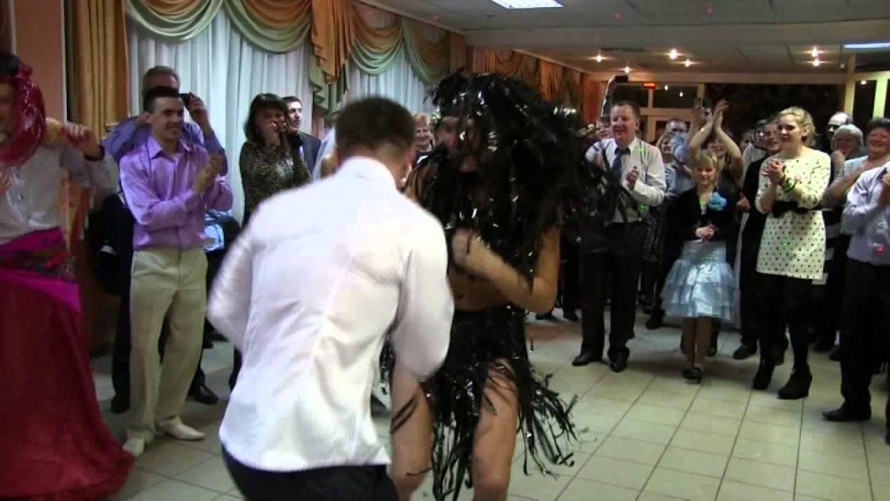 Конкурс на свадьбе лучший