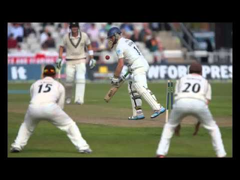 County cricket as it happened