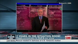 Seven years in The Situation Room