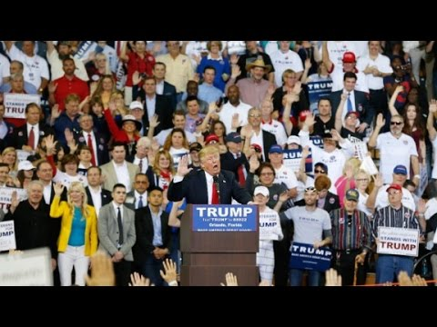 Donald Trump Responds To Hitler Comparison