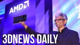 3DNews Daily 937: свой AirDrop в Windows 10, переход главы Radeon в Intel, умная «сувидница» Mellow