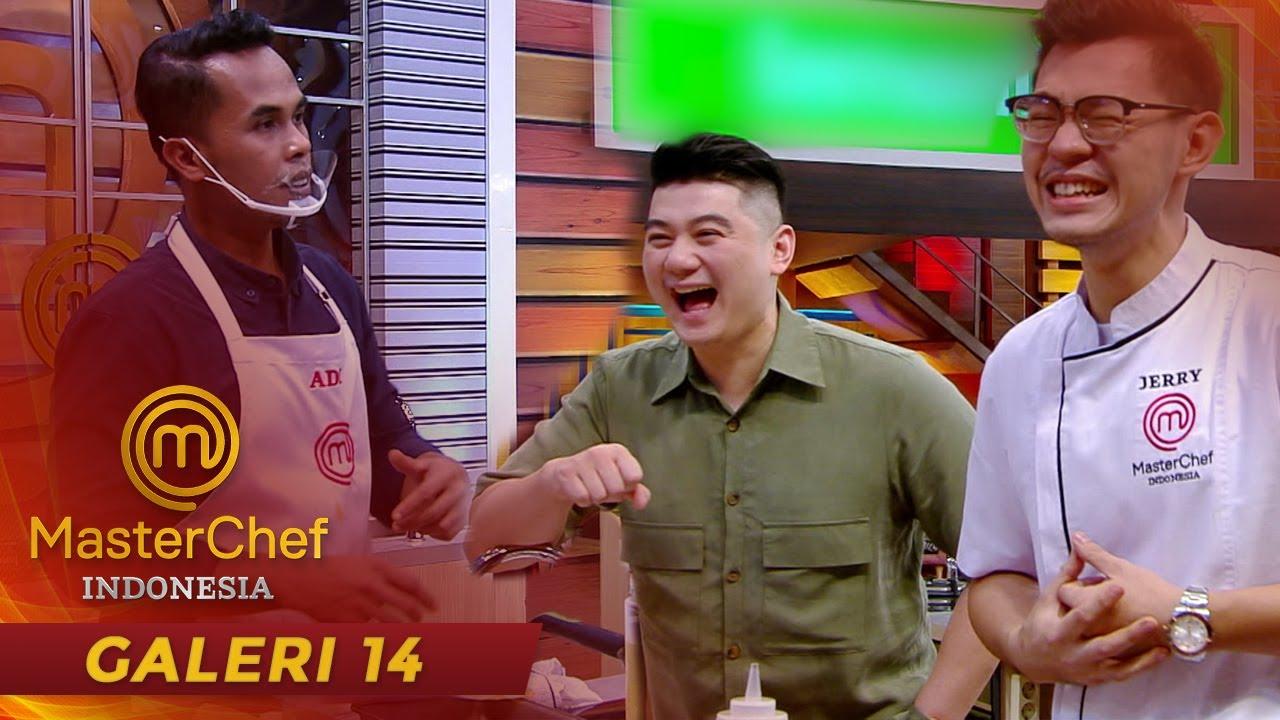 Download MASTERCHEF INDONESIA - Lucu!! Apa Yang Membuat Chef Arnold Sampai Tertawa   Galeri 14