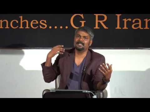 G R Iranna-Tempered Branches:Slide Lecture - Chandigarh Lali
