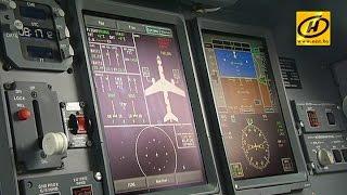 Один день в аэропорту Минска(Как готовится экипаж самолета к вылету, кто заботится о безопасности пассажиров на земле и в воздухе и как..., 2016-05-16T22:18:30.000Z)