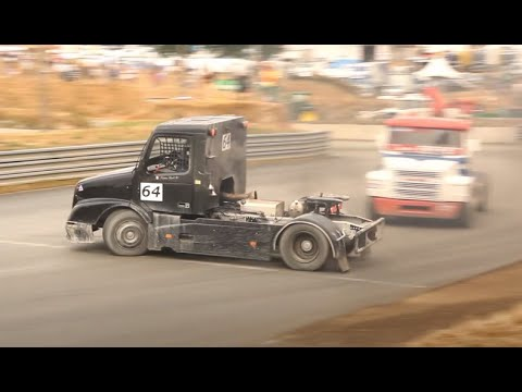 Camion Cross 2016 - St Junien (87) [Show & BIG ATTACK]