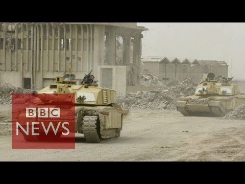 Iraq Inquiry 'in June or July 2016' Sir John Chilcot says - BBC News