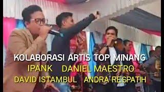 Download lagu Ipank,David Istambul,Daniel Maestro,Andra Respati Ber Kolaborasi Live