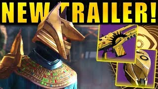 *NEW* TRIALS OF OSIRIS TRAILER! - Destiny 2: Season of the Worthy
