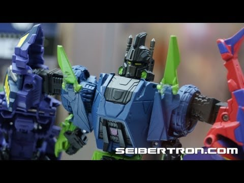 Hasbro's Transformers Generations Fall of Cybertron toys at SDCC 2012 Part 1\/3 - Seibertron.com