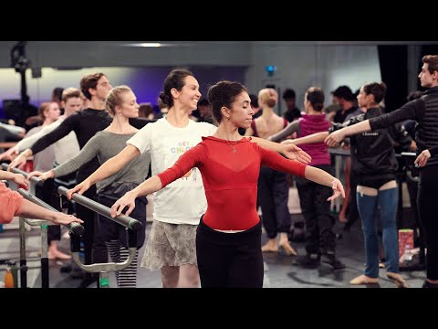 The Royal Ballet Company Class In Full #WorldBalletDay 2019