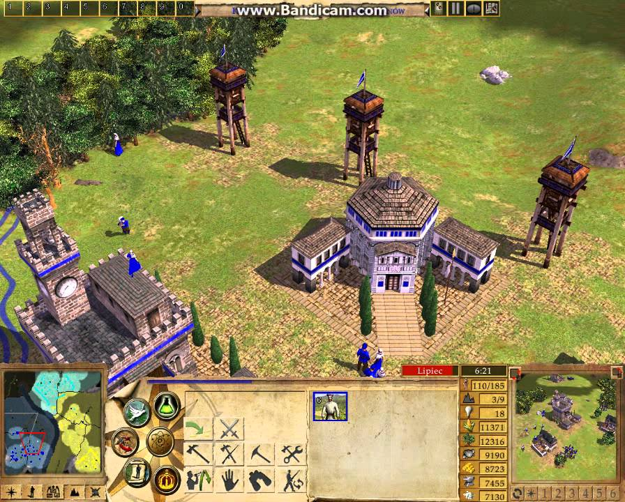 Download empire earth demo.