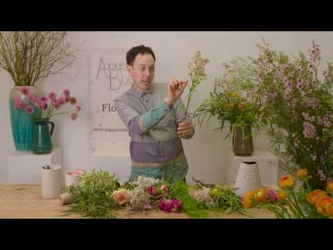 FILM 3 CONDITIONING YOUR FLOWERS