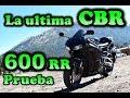 Honda CBR 600 RR | Review en español
