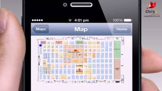 Chirpe Native Mobile App For Ios And Android: Interactive Floor Plan Feature