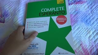 Teach Yourself - Complete Esperanto | Book Review