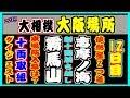 [12日目] 大相撲大阪場所 十両取組ダイジェスト 2019.3.21