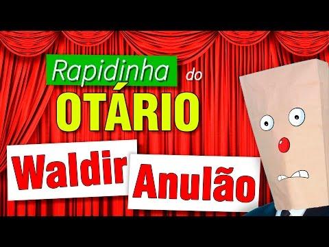 Waldir Maranhão anulou a anulação da anulação do mandato de Dilma  #RapidinhaDoOtario @CanalDoOtario