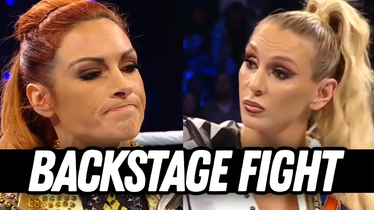 Download Details On Becky Lynch/Charlotte Backstage Fight | Impact Bound For Glory & AEW Dynamite Review