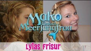 Lylas Hairstyle - Wasserfallzopf mit Muscheln // MAKO - EINFACH MEERJUNGFRAU // offizieller Fankanal