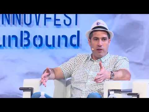 InnovFest unBound 2016: East Meets West: Asian Innovation Meets The World