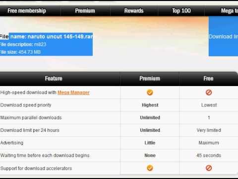 How to download free naruto shippudennaruto episodes MP4 FORMAT