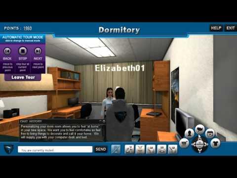 3D Virtual Campus Tours - Real Admissions Tour Online - Virtual Campus Tour