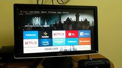 Amazon Fire Tv Stick with System Monitor