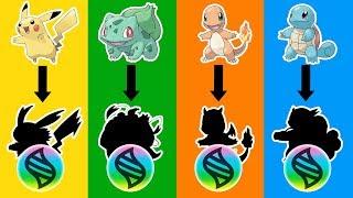connectYoutube - Mega Starter Pokémon - Fanart