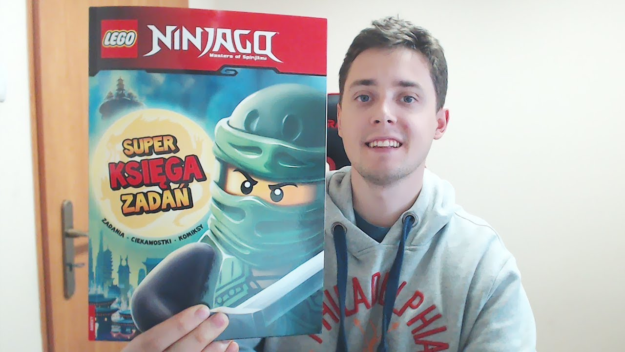 LEGO NINJAGO – Super Księga Zadań