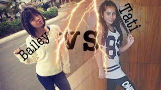 Bailey VS Tati | Finesse - Bruno Mars