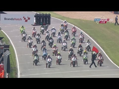 [BSB] 2014 Rd1 Race1 Brands Hatch Indy