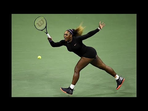 Serena Williams v Bianca Andreescu: US Open women's final  live!