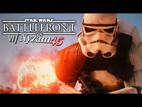 Star Wars: Battlefront - EPIC Walker Assault Match - YouTube