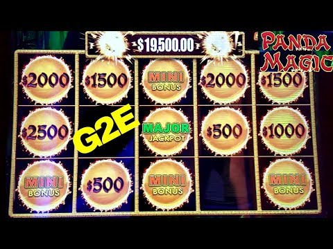 ★G2E 2018★ NEW 2018-2019 SLOT MACHINES PREVIEW | $500 Max Be