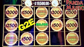 ★G2E 2018★ NEW 2018-2019 SLOT MACHINES PREVIEW | $500 Max Bet on High Limit DRAGON Cash Slto Machine