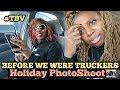 Before TRUCKING: Holiday Photoshoot Episode📸