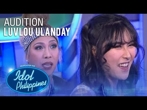 Luvlou Ulanday - Never Be The Same   Idol Philippines 2019 Auditions