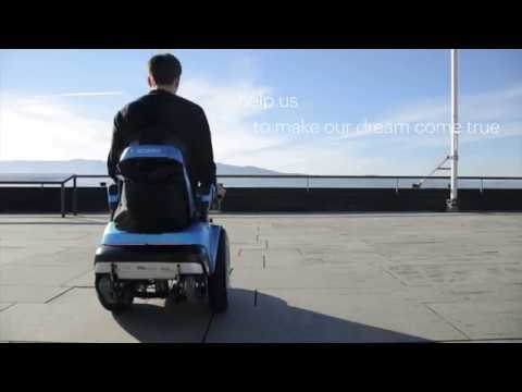 Scewo on Patreon - the stairclimbing wheelchair