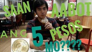 Saan aabot ang 5 pesos mo?