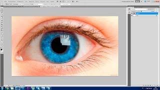 Урок Photoshop. 752 канал (Урок #32 Как улучшить зрение) (#ЕвгенийКулик)