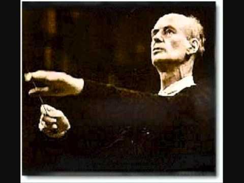 """Wilhelm Furtwängler """"Symphony No 9""""  Beethoven 1951 (3. Mov.)"""