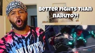 Top 10 My Hero Academia Fights | Reaction