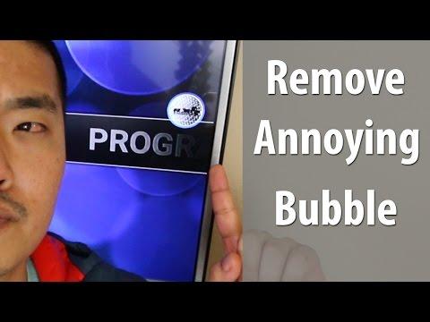 Fire Stick Jailbreak: Remove Annoying Bubble Circle Icon from KODI