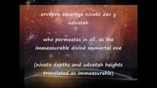 Ratri Suktam  (Durga saptashati) Durga mantra --with English translation