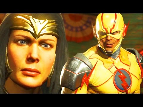 "THE ULTIMATE B*TCH OF INJUSTICE! - Injustice 2 Story Mode ""Wonder Woman"" Chapter 8"