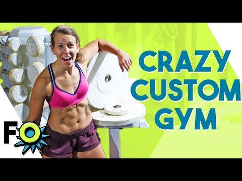 Extreme Makeover: Home Gym Edition