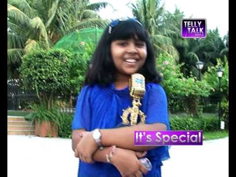 Indian Idol Junior winner Anjana shares her experience about the show