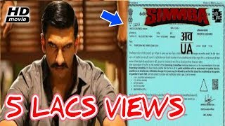Simmba Movie - Ranveer Singh | Sara Ali Khan | Rohit Shetty | Simmba Trailer Release