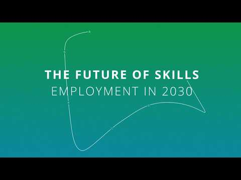 Future of Skills: Jobs in 2030